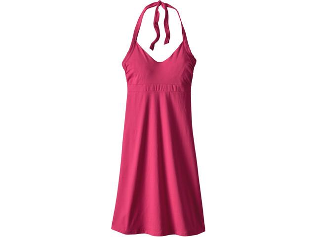 Patagonia Iliana Halter Dress Dame craft pink
